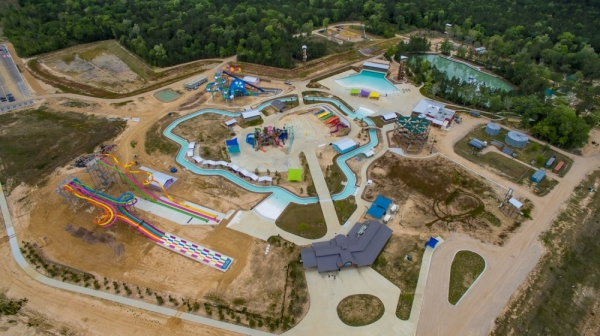 Grand Texas opened its first two attractions in May. (Courtesy Grand Texas)