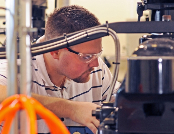 Students at Lone Star College-North Harris and LSC-University Park will be able to work toward obtaining a Bachelor of Applied Science in energy, manufacturing and trades management starting in fall 2020. (Courtesy Lone Star College System)