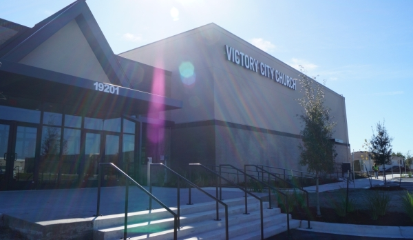 Victory City Church will hold a grand opening of its new church in Pflugerville on Jan. 26. (Kelsey Thompson/Community Impact Newspaper)