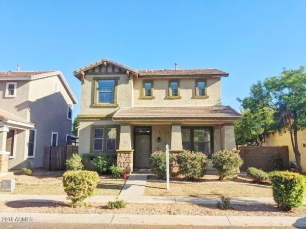 The home at 2739 S. Cupertino Drive, which was listed at $288,500, is an example of the homes that recently have been on the Gilbert market.