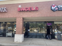 Boil & Bake Bagels opened in Flower Mound in November. (Brian Pardue/Community Impact Newspaper)