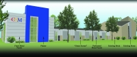 College of the Mainland new League City facility conceptual drawing, rendering