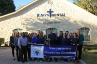 King's Dental will celebrate its first anniversary in December. (courtesy King's Dental)