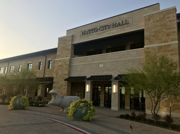 The city of Hutto is expected to announce its interim city manager at council's Dec. 19 meeting. (Kelsey Thompson/Community Impact Newspaper)