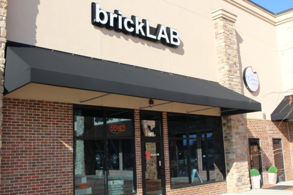brickLAB Inc. Frisco storefront