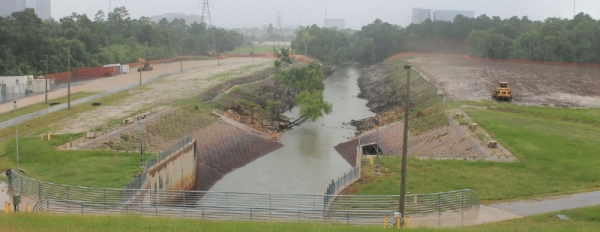 Addicks Reservoir is located north of I-10 in the Katy area. (Community Impact Staff)