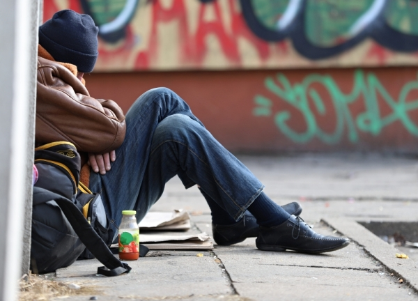 Volunteers canvass the streets, parking lots and local shelters to count and survey as many homeless people as possible for the yearly Point-in-Time count. (Adobe Stock)