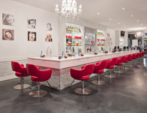 Cherry Blow Dry Bar is now open in Cypress. (Courtesy Cherry Blow Dry Bar)
