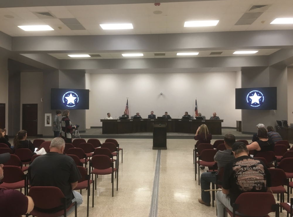 Montgomery ISD concluded its portion of the Montgomery High School hazing investigation Oct. 15. (Eva Vigh/Community Impact Newspaper)