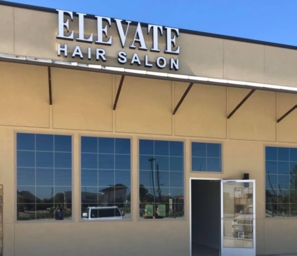 Elevate Hair Salon is now open. (Courtesy Elevate Hair Salon)
