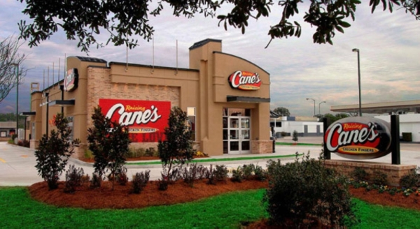 The most-read impact of the year announced the construction of Raising Cane's in Tomball, which opened in late October. (Courtesy Raising Cane's)