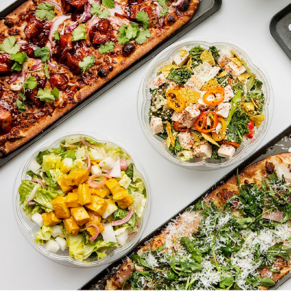 St. Louis-based eatery 'ZZA Pizza + Salad opened in Bee Cave on Dec. 15. (Courtesy Ryan McManus)