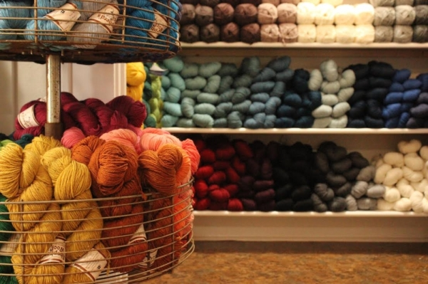 McKinney Knittery will relocate in January to a new location in downtown McKinney.