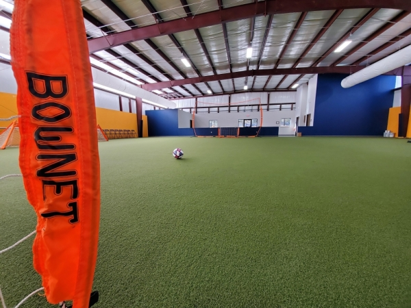 JC Sports opened its new training facility on Robinson Road in early January. Courtesy JC Sports