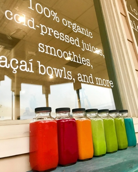 CV Local Juicery is now open in Colleyville. (Courtesy CV Local Juicery)