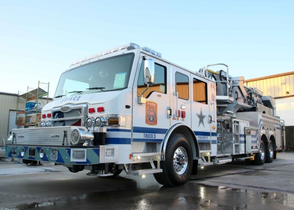 The truck is outfitted with the latest technologies in paramedicine and advanced life support, capable of delivering the highest level of pre-hospital care available. (Courtesy city of Frisco)