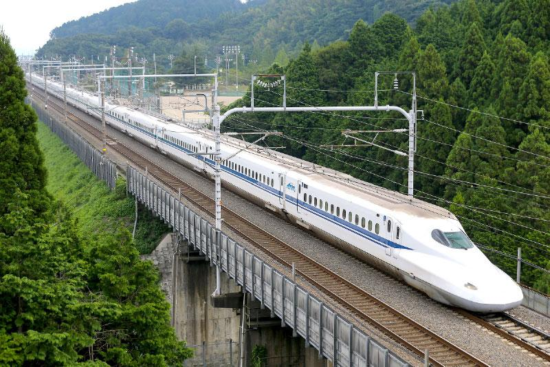 The Texas Central rail connection from Dallas to Houston will feature a bullet train similar to this one.  Courtesy Texas Central Partners/Community Impact Newspaper