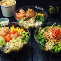 Hawaii Poke opened Dec. 26. (Courtesy Hawaii Poke)