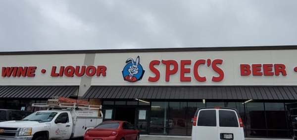 The Texas-based beverage store sells beer, wine and spirits as well as specialty foods. (Courtesy East Montgomery County Improvement District)