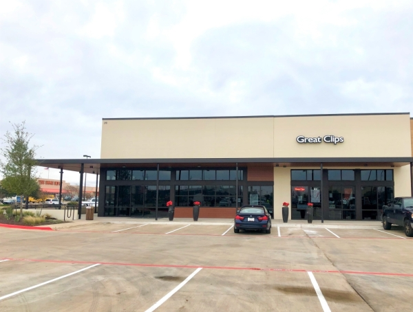 Steve Bixler, a Great Clips franchisee, opened his second Hutto location oJan. 4 at Hanson's Corner. His first salon, located at H-E-B Plus, opened in November 2018. (Courtesy Steve Bixler)