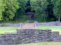Percy Warner Parks steps