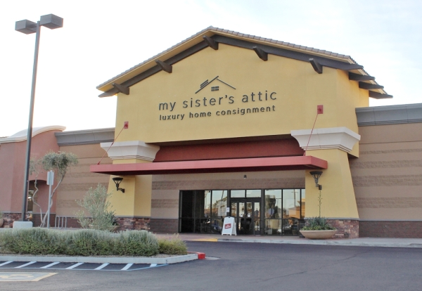 My Sister's Attic will open a new Chandler location Jan. 11. (Alexa D'Angelo/Community Impact Newspaper)