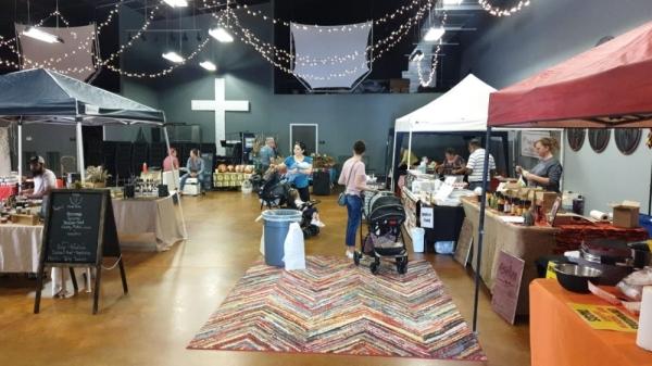 Visit The Wilderness Farmers Market. (Courtesy Homer Allison)