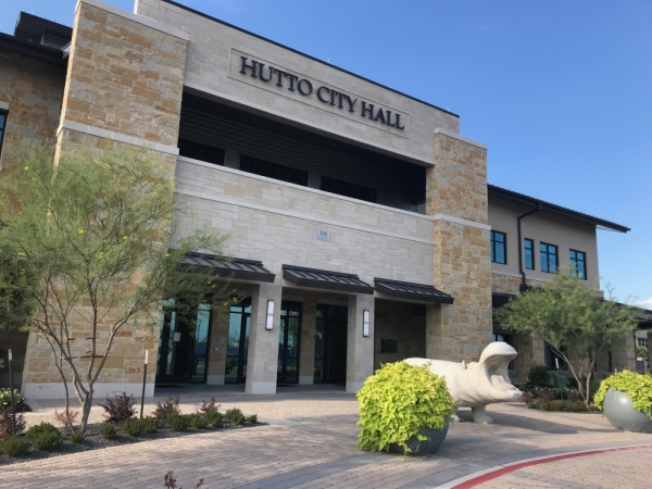 Hutto City Council unanimously approved city staff sending out a request for proposal, or RFP, to municipal search firms as part of the city's hiring of a permanent city manager. (Kelsey Thompson/Community Impact Newspaper)