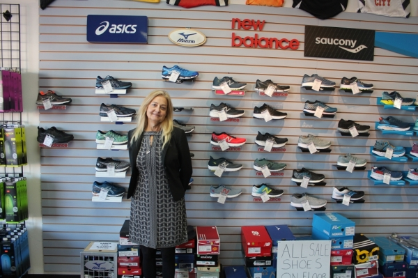 On the Run: Owners turn love for running into shoe store
