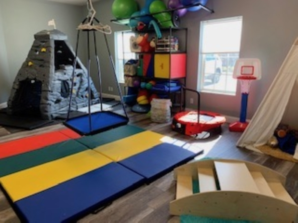Limitless Pediatric Therapy opened in November at 11751 Alta Vista Road, Ste. 201, Fort Worth. (Courtesy Cari Riney)