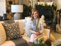 Interior designer Kathy McNabe owns My Favorite Room. (Emily Davis/Community Impact Newspaper)