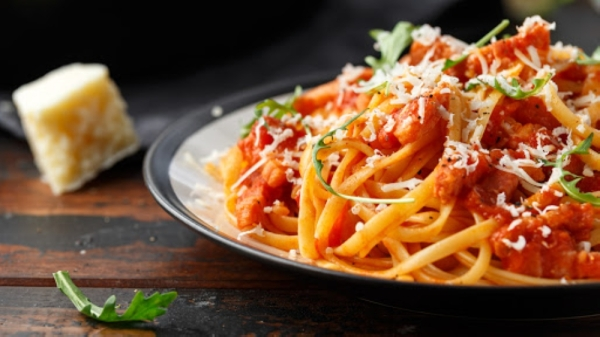 Noli's Vite serves a variety of pasta, homemade dishes and appetizers. (Courtesy Adobe Stock)