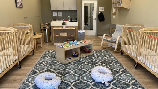 Montessori Kids Universe Hutto opened Jan. 6. (Courtesy Briana Sanazzaro)