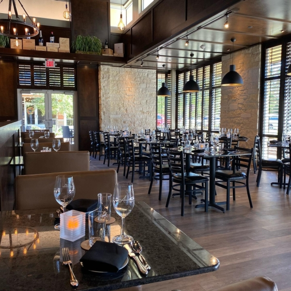 The restaurant opened in Creekside Park in December. Courtesy Avanti Italian Kitchen & Wine Bar