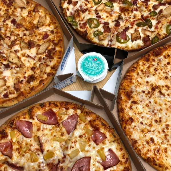 Domino's now offering delivery, carryout pizza on Kuykendahl Road in Spring