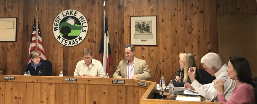 The Westlake Hills City Council voted to enter in negotiations with an undisclosed candidate for the open city administrator position. (Amy Rae Dadamo/Community Impact Newspaper)