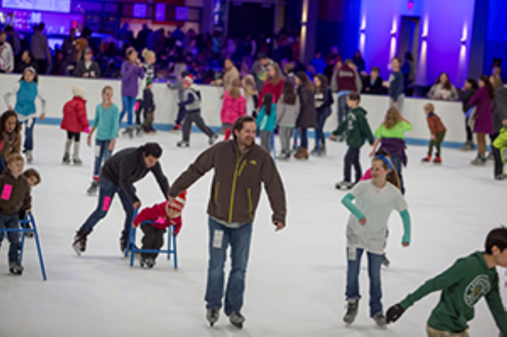 Through Jan. 20, Woodlands ice rink (Courtesy The Woodlands Township)