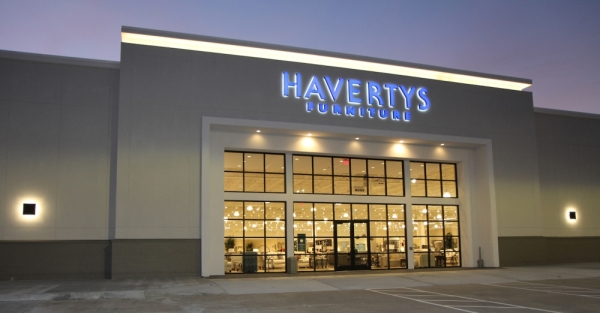 Havertys, a furniture and decor retailer, is set to open in Southlake in fall 2020. (Courtesy Haverty Furniture Companies, Inc.)