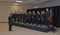 Richardson firefighters