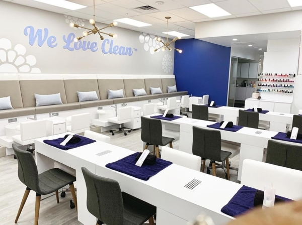 Frenchies Modern Nail Care is now open in Southlake. (Courtesy Frenchies Modern Nail Care)