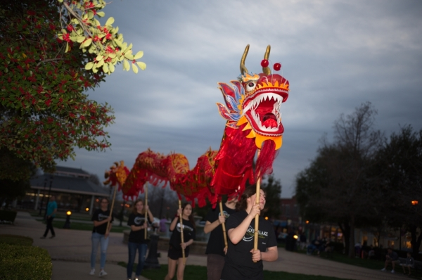 A lantern walk will be held Feb. 8 in Southlake. (Courtesy Southlake Public Library)