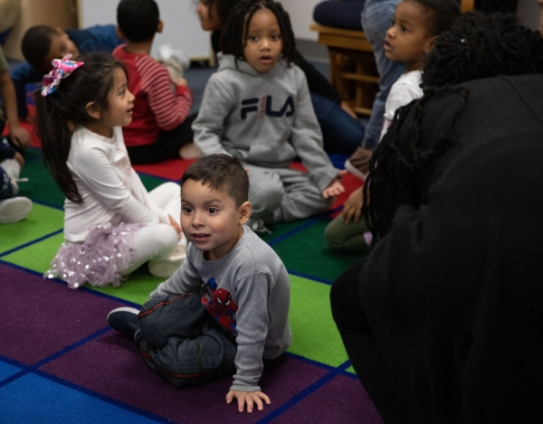 Plano ISD will be expanding its full-day pre-K program and removing the option of half-day need-based classes. This will allow for a more eligibility among under-served families, according to a presentation Jan. 14 at a district board meeting. (Liesbeth Powers/Community Impact Newspaper)