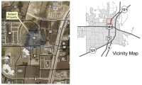 The McKinney Planning & Zoning Commission approved the plan for an apartment development, which will move on to McKinney City Council for discussion and consideration. (Courtesy city of McKinney)