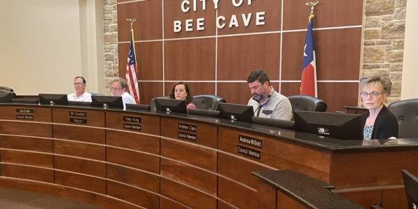 Bee Cave City Council held a regular meeting Jan. 14. (Brian Rash/Community Impact Newspaper)