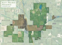 The Katy Prairie Conservancy has acquired 636 acres of land referred to as the Pattison Tract. (Courtesy Katy Prairie Conservancy)