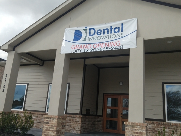 Dental Innovations is now open. (Susan Rovegno/Community Impact Newspaper)