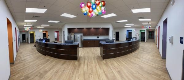 Lone Star Pediatrics is now open in McKinney. (Courtesy Lone Star Pediatrics)