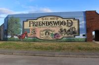 Friendswood mural