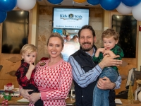 Spouses Heather and Mark Magarian have purchased the Kids 'R' Kids Learning Academy. (Courtesy Kids 'R' Kids Learning Academy)