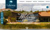 The city of Lakeway began a soft launch of its new website the afternoon of Jan. 16. (Community Impact Newspaper staff)